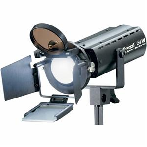 Frezzi MA24-12P Mini-Sun Gun HMI Video Light 92409