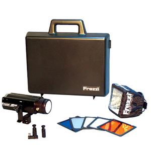 Frezzi MAK24-2A Mini-Sun Gun HMI Video Light Kit 92420
