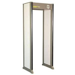 Garrett PD 6500i Enhanced Pinpoint Walk-Through Metal Detector 1168411