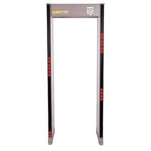 Garrett PD 6500i Series Walk-Through Metal Detector 1168432