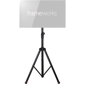 Gator Cases Frameworks Standard Adjustable Tripod LCD/LED Stand