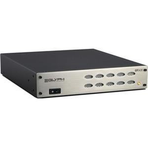 Glyph Technologies 8TB GT062E Triple Interface Tabletop RAID Hard Drive Array GT062E1FN-8000
