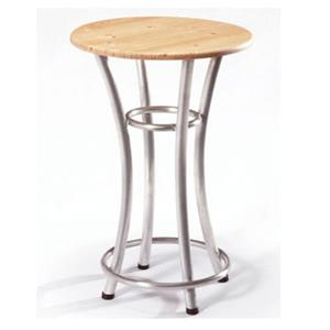 Global Truss Aluminum Truss Table with Wooden Top: Picture 1 regular