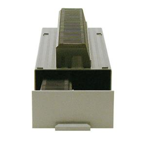 Gepe Straight Slide Tray Set of 2, Holds 50 Slides: Picture 1 regular