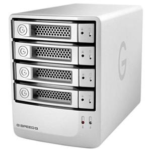 G-Technology 8TB G-SPEED Q External Hard Drive Array: Picture 1 regular