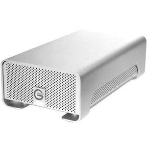 G-Technology GR44000 G-Raid 4TB Quad Dual-Drive Storage: Picture 1 regular