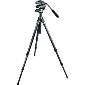Gitzo GK2500LVLQR Series 2 Lightweight 6x Carbon Fiber LVL 3-Section Tripod Kit GK2500LVLQR