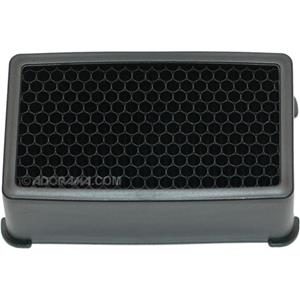 Harbor Digital Universal Collar 1/4 in Honeycomb Grid: Picture 1 regular