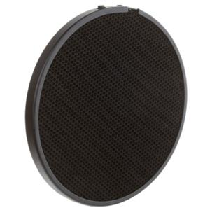 Hensel 7 inch Honeycomb Grid 20 Degree, Round, Black: Picture 1 regular