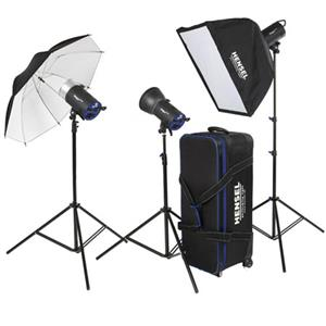 Hensel Integra Mini 900 3 Light Kit: Picture 1 regular