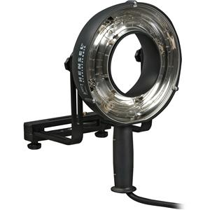 Hensel Porty System 1500 watt Second Ringlight Flash Head. 3410