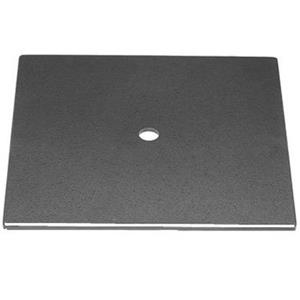 Horseman 140mm Lens Panel, Undrilled 14 x 14cm Flat Lensboard for L-Series: Picture 1 regular