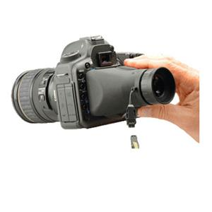 Hoodman HoodLoupe Optical Viewfinder for 3.2