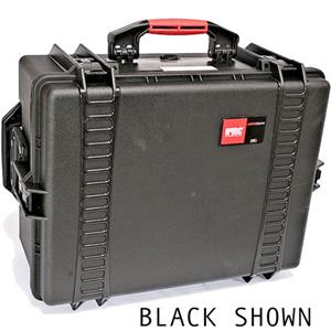 HPRC Amre 2600W Watertight, Wheeled Hard Case, Olive: Picture 1 regular