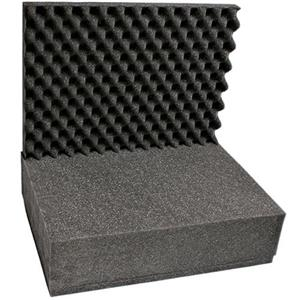 HPRC Amre 2700 Cubed Foam Hard Case, Gray: Picture 1 regular