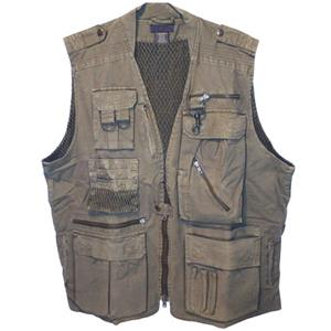 CampCo Humvee Safari Photo Vest - Khaki - Extra Large: Picture 1 regular