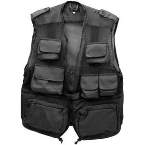 CampCo Humvee Combat Photo Vest - Black - XXXL: Picture 1 regular