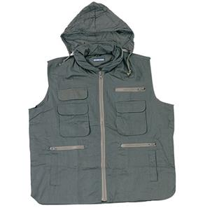 CampCo Humvee 100% Cotton Ranger Vest - Olive Drab - Small: Picture 1 regular
