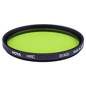 Hoya 49mm Yellow / Green Multi Coated Glass Filter (X0) #11 A49GRX0