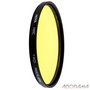 Hoya 49mm Yellow K2 Glass Filter B49K2GB
