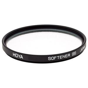 Hoya 55mm Softener B Glass Filter (Graduated) S55SOFTB