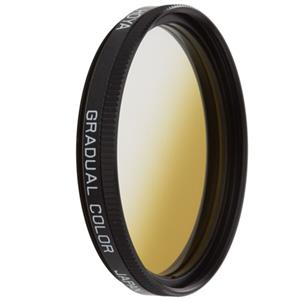 Hoya 58mm Color Graduated Filter, Yellow: Picture 1 regular