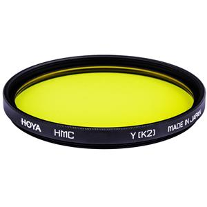 Hoya 67mm Yellow K2 Multi Coated Filter: Picture 1 regular