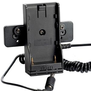 ikan Blackmagic DV Battery Top Mount Solution BMC-PWR-PW-P