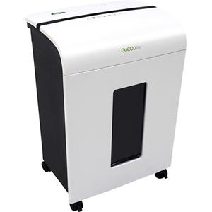 GoECOlife GMW100P Personal Shredder, 10 Sheet Micro Cut: Picture 1 regular