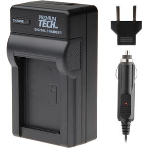 Adorama PT-26 AC/DC Rapid 4.2v Battery Charger PT-26
