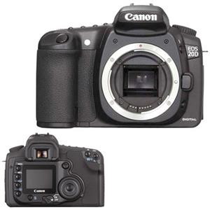 Canon EOS-20D Digital SLR Camera Body, 8.2 Mega...: Picture 1 regular