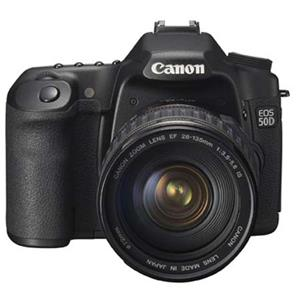 Canon EOS 50D Digital SLR Camera Body Kit, 15.1...: Picture 1 regular