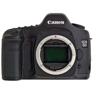 Canon EOS-5D Digital SLR Camera Body, 12.8 Mega...: Picture 1 regular