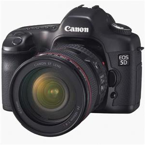 Canon EOS-5D Digital SLR Camera Body Kit with E...: Picture 1 regular