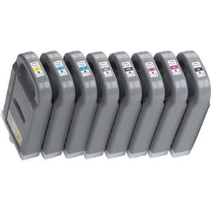 Canon Complete 330ml Ink-Tank for iPF8000/9000, 8 Pack: Picture 1 regular