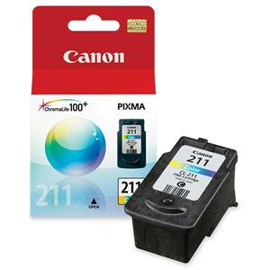 Canon CL-211 Color Cartridge for PIXMA MP480 Printer: Picture 1 regular