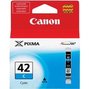 Canon CLI-42 Cyan Ink Cartridge 6385B002