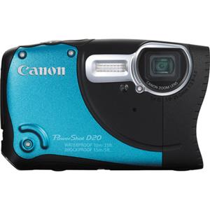 Canon PowerShot D20 Digital Camera 6145B001