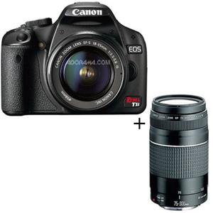 Canon EOS Rebel T1i EF-S Digital SLR Camera, wi...: Picture 1 regular