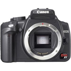 Canon Digital Rebel XT SLR Camera Body Kit, 8 M...: Picture 1 regular