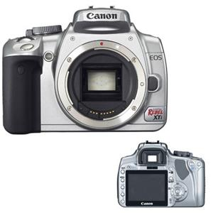 Canon EOS Digital Rebel XTi SLR Camera Body Kit...: Picture 1 regular