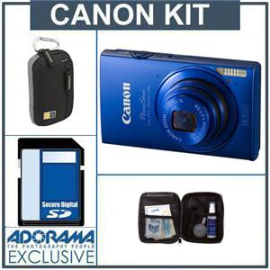 Canon PowerShot ELPH 320 HS Digital Camera Kit 6030B001 LA