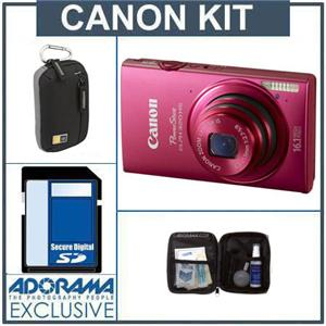 Canon PowerShot ELPH 320 HS Digital Camera Kit 6027B001 KR