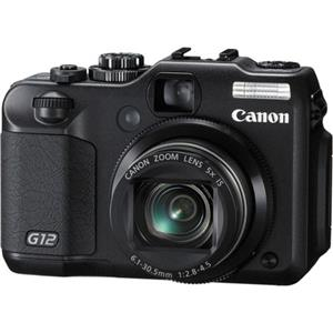 Canon Powershot G12 10.0 Megapixels Digital Camera: Picture 1 regular