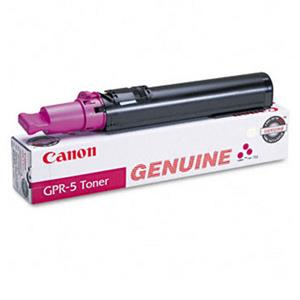 Canon GPR-5 Magenta Toner Cartridge: Picture 1 regular