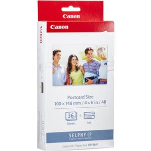 Canon Color Ink/Paper Set KP-36IP 7737A001AH