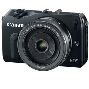 Canon EOS M Mirrorless Digital Camera 6609B033