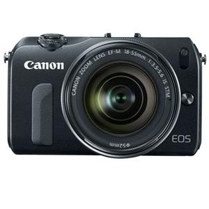 CANON EOS M Mirrorless Digital Camera 6609B074