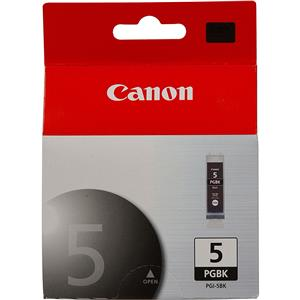Canon PGI-5 Pigment Black Ink Cartridge for PIXMA: Picture 1 regular