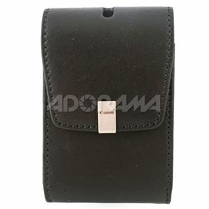 Canon PSC-1050 Deluxe Fitted Leather Case, Black: Picture 1 regular